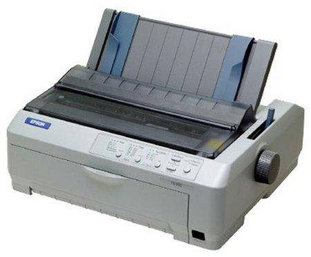 dot matrix printer repair