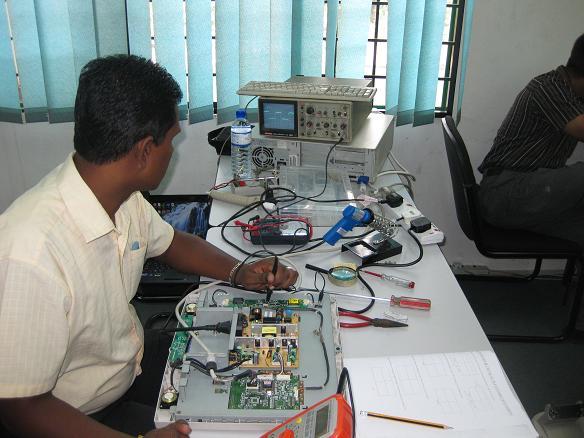 lcd monitor repair course