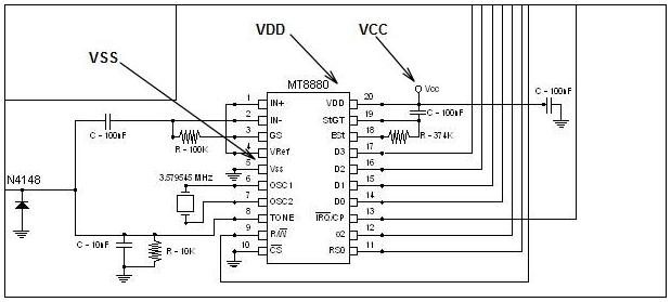 what is vcc  vee  vbb  vdd and vss stand for  electronics repair and technology news Schematic Wiring Diagram HVAC Diagrams Schematics
