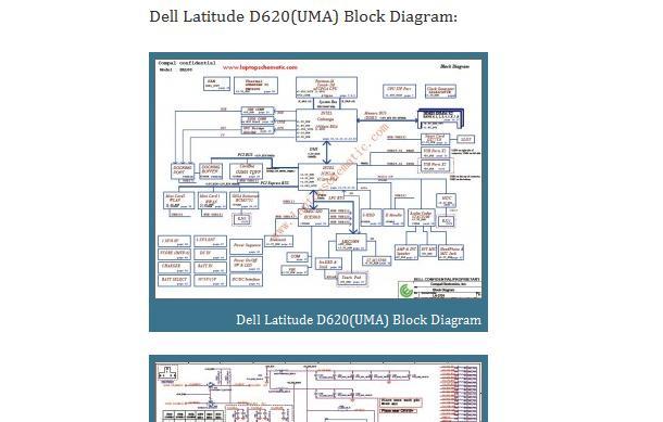 laptop schematic