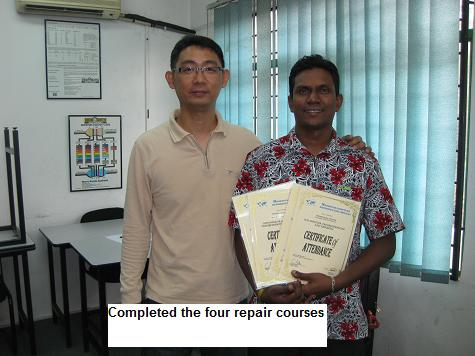 electronic lecturer