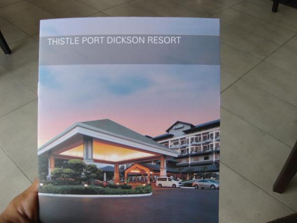 thistle resort