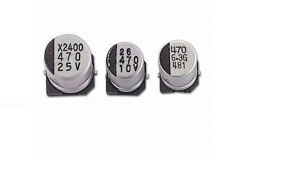 Understanding Smd Electrolytic Capacitor Coding