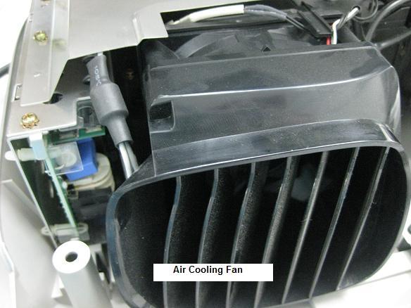 lcd projector fan