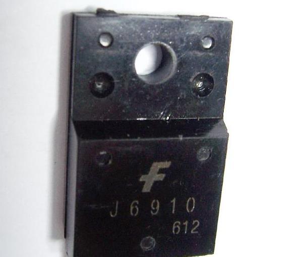 horizontal output transistor hot