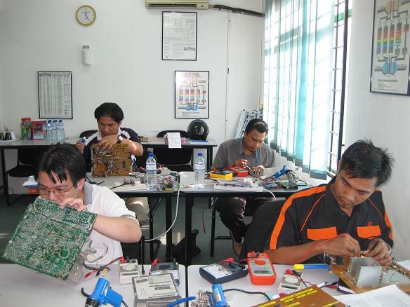 repair classes