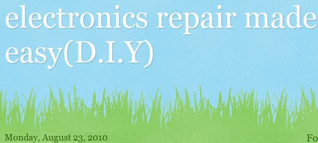 repair blog