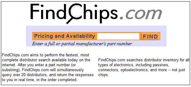findchips.com