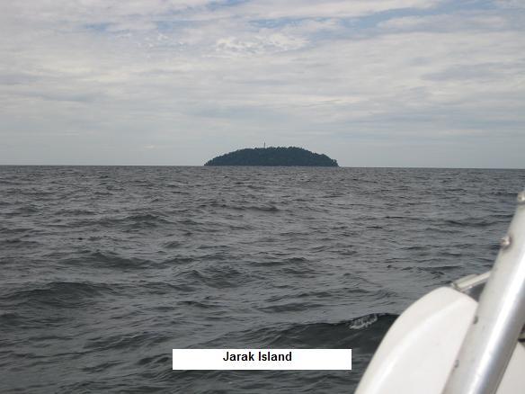 pulau jarak