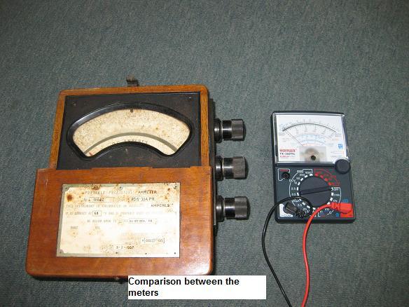 antique meter