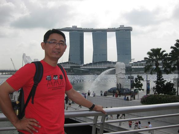 marina sands bay
