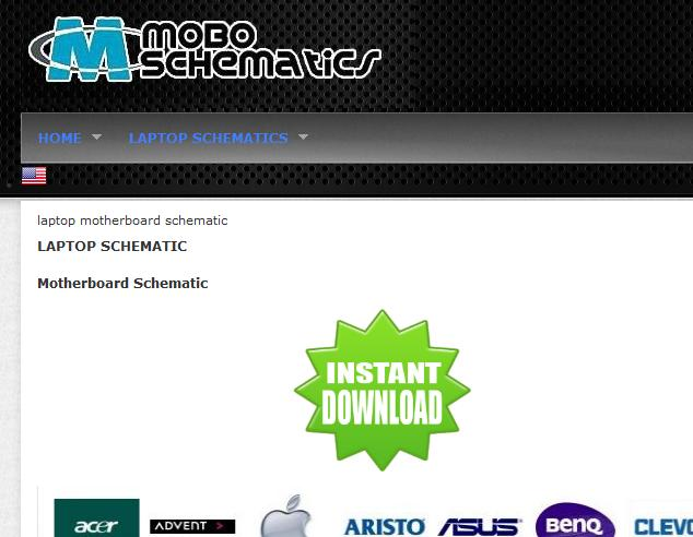 mobo schematic