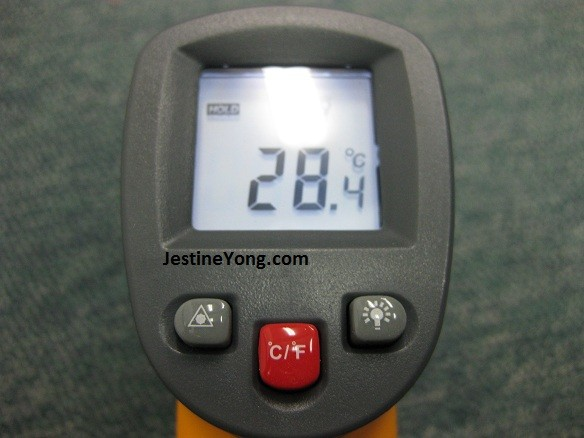 victor infrared thermometer