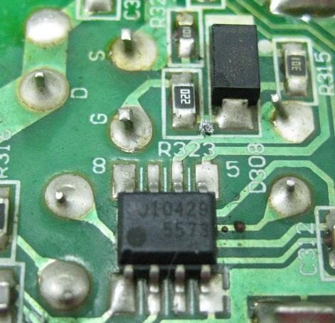 electronics spare parts FA5533