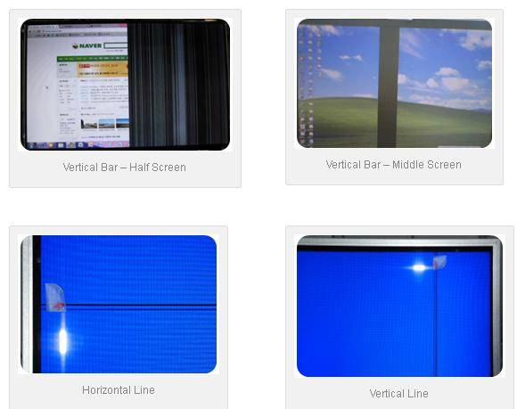 lcd lines