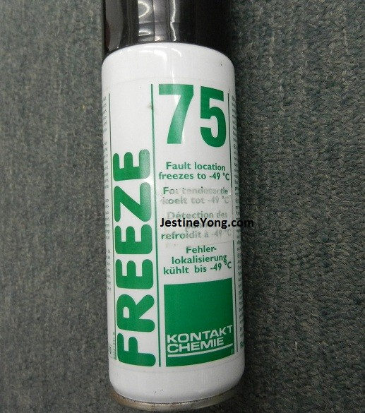 freezer coolant
