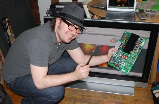 plasma tv repairing