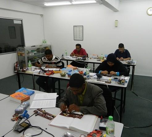 repair class
