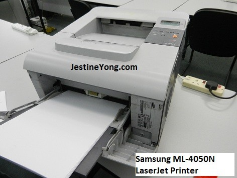 samsung ml4050n laserjet printer repair