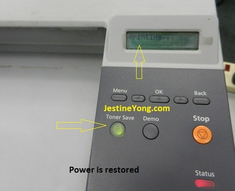 samsung ml4050n laserjet repair