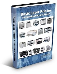 laserjet printer repair ebook