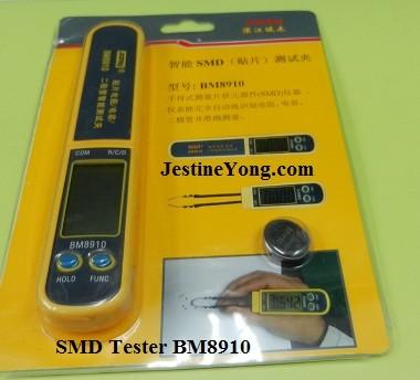 bm8910 smd tester
