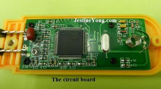 bm8910 smd smart tester