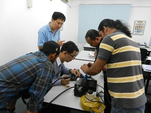 electrical repair course