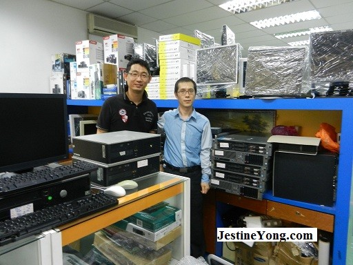 cheap used computers store