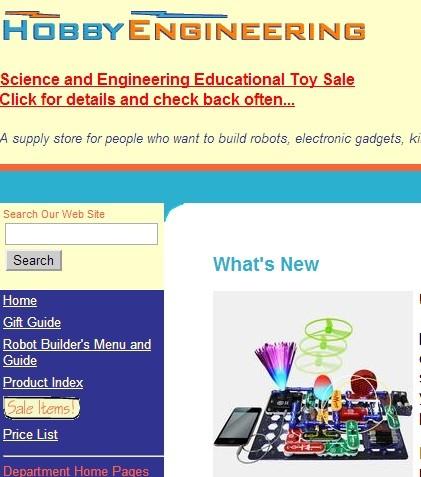 hobby engineering
