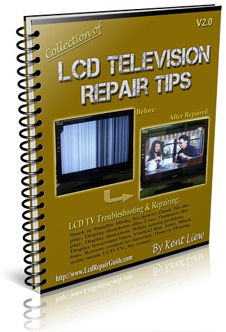lcd tv repair tips volume 2 review electronics repair and rh jestineyong com Rear Projection TV Rear Projection TV