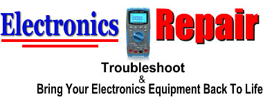 Electronic repair to make you a good repairer