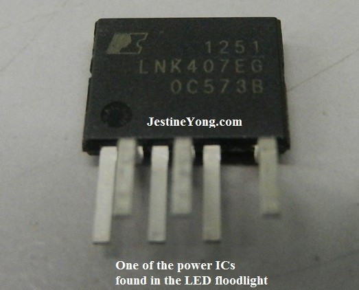 led floodlight power ic