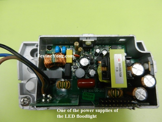 led floodlight power supply