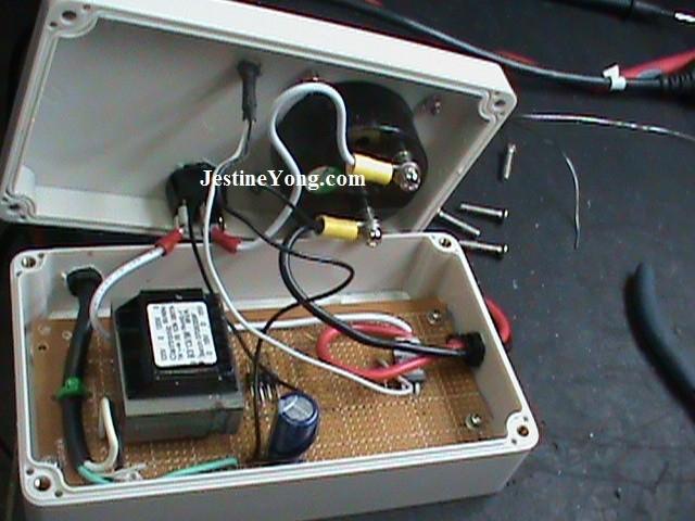 zener diode meter