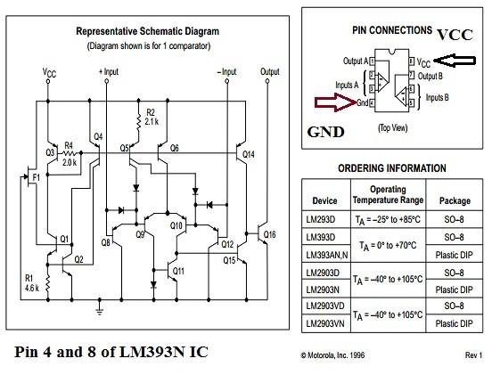 lm393 schematic
