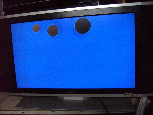 bad lcd tv panel repair