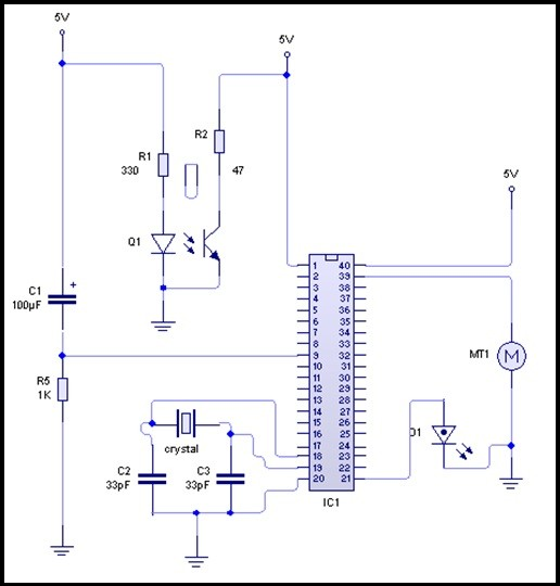 microcontroller ic program