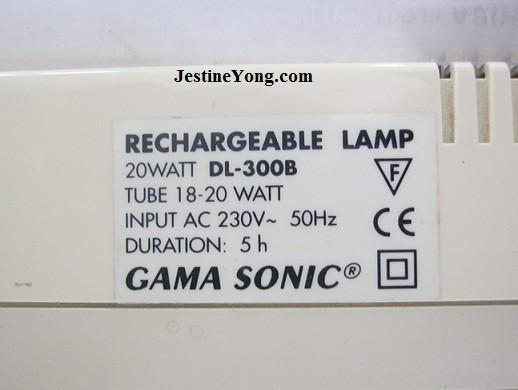 emergency light repair