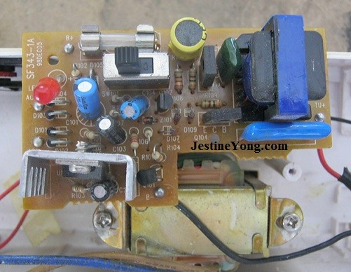 emergency light repairing a dead emergency light repaired electronics repair and lithonia emergency light wiring diagram at crackthecode.co