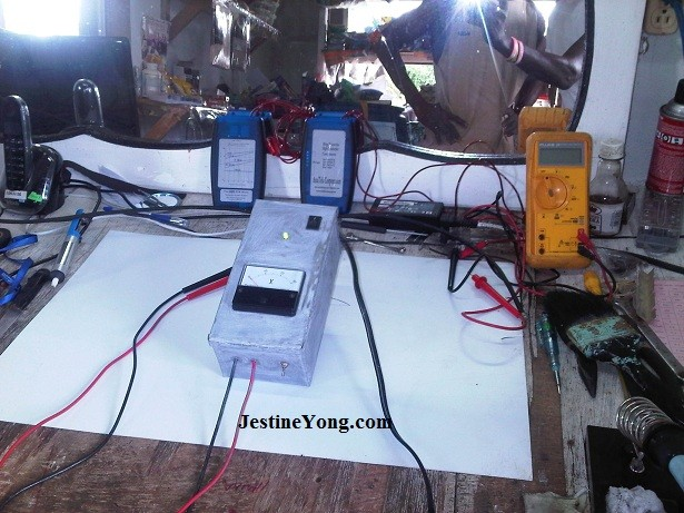 zener diode tester