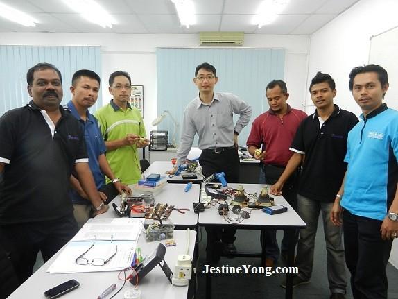 repair courses