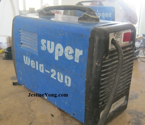 welding machine repair