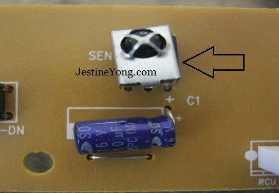reparaciones receptor de satélite