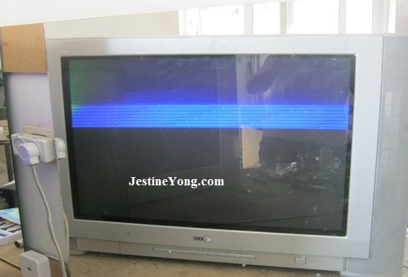 lg crt tv with picture problem repaired model rt 29fa34rb rh jestineyong com LG Owner's Manual LG Extravert Manual