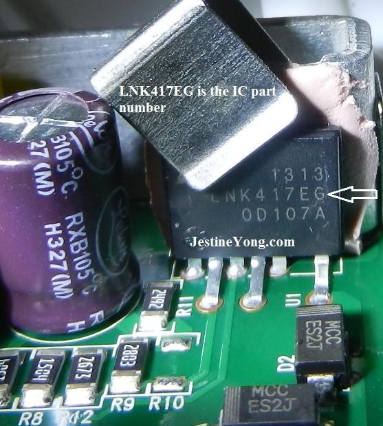 led light repairings