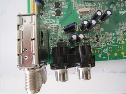 sintonizador de satélite reparación