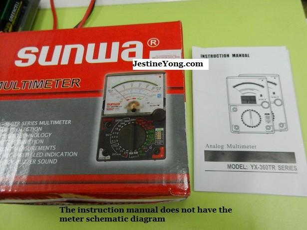 sunwaanalogmeters