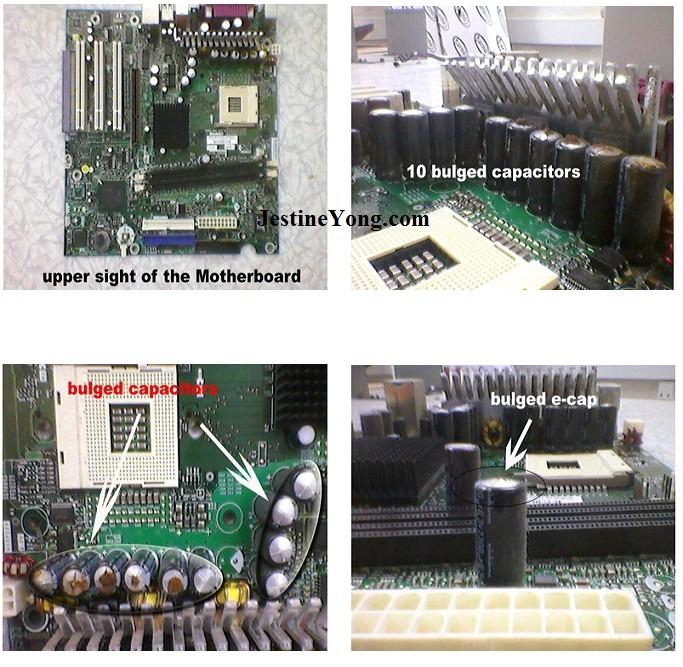 cpu motherboard repair