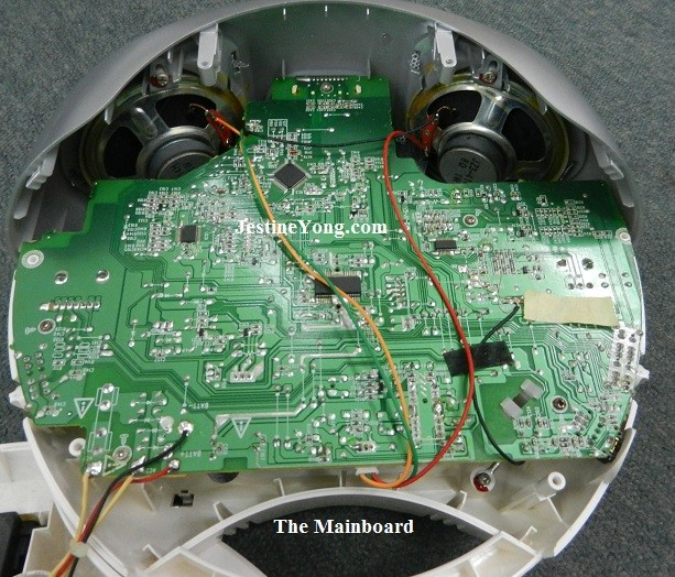 reproductor de cd placa base